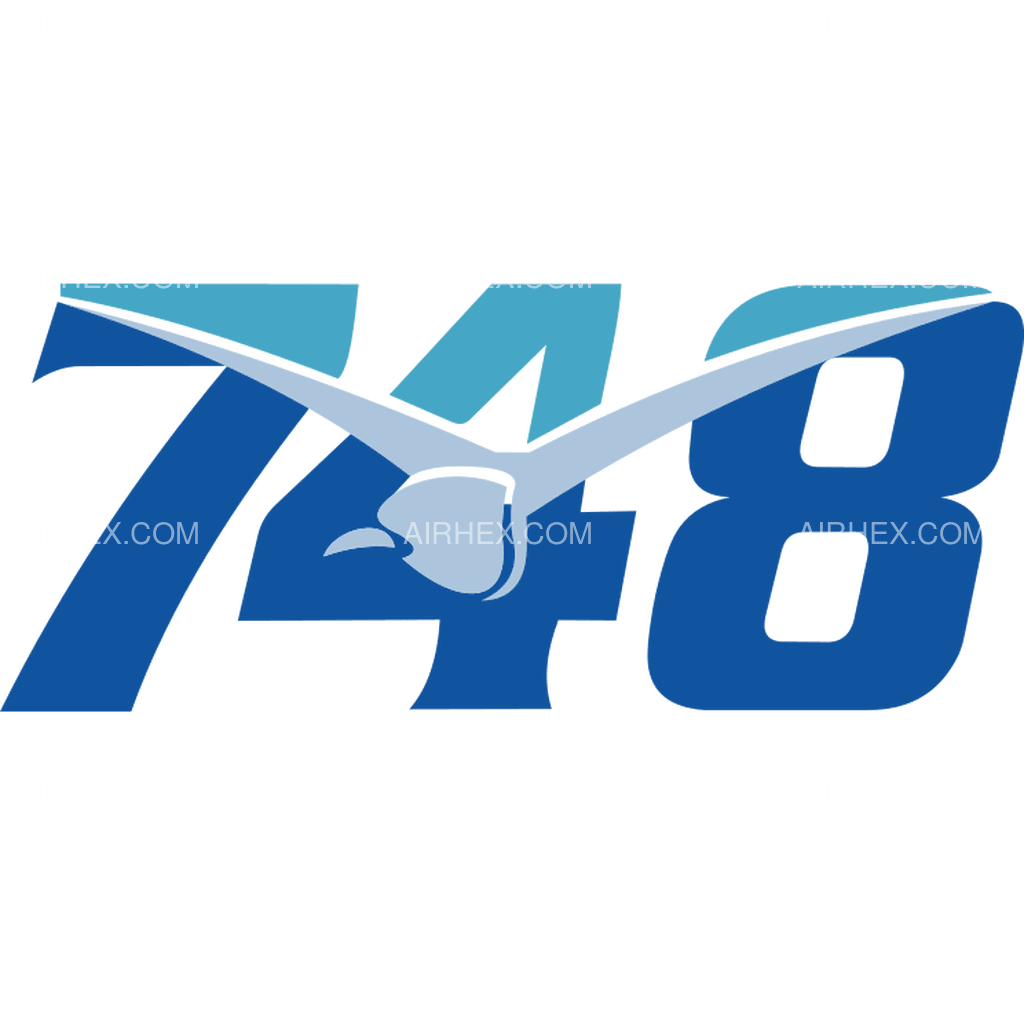 Airline Logo: 748 Air Services