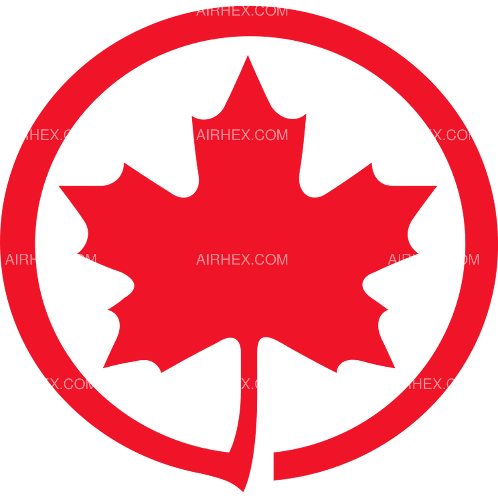 Airline Logo: Air Canada Express