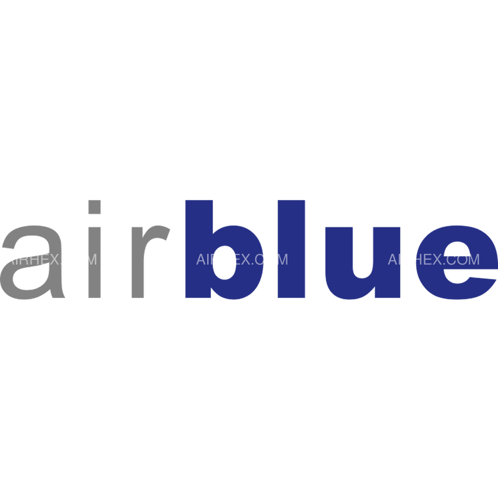 Airline Logo: airblue