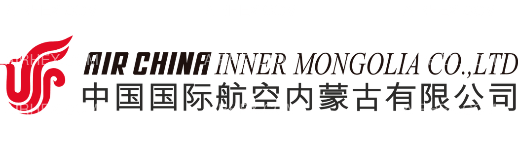 Air China Inner Mongolia logo with name