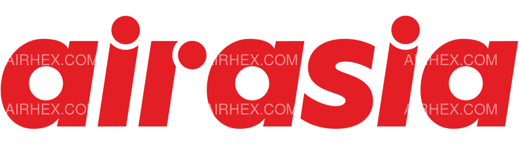 AirAsia X logo with name