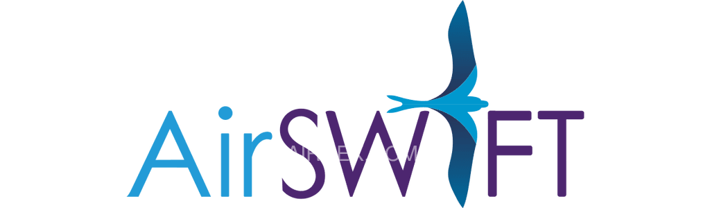 AirSWIFT logo with name
