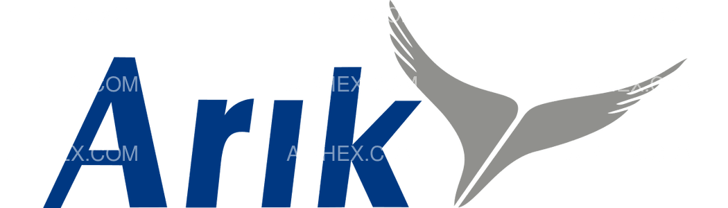 Arik Air logo with name