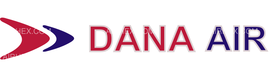 Dana Air logo with name