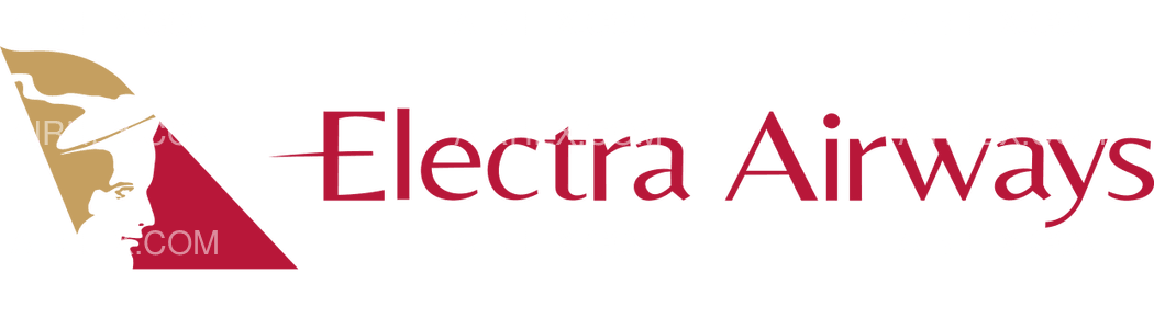 Electra Airways logo with name