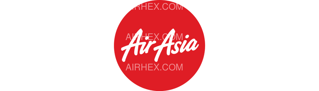 Indonesia AirAsia logo with name