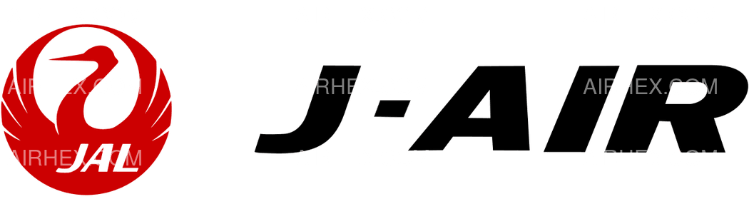J-Air logo with name