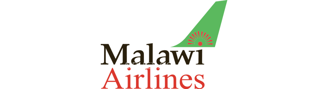 Malawi Airlines logo with name