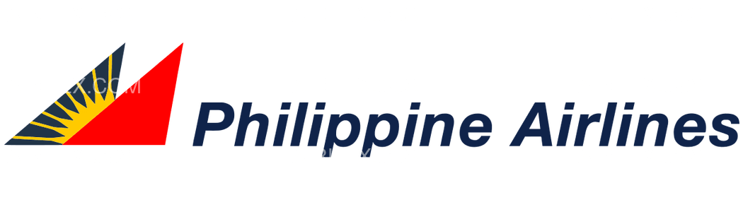Philippine Airlines logo with name