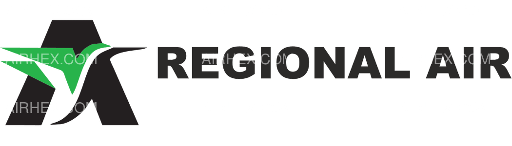 Regional Air logo with name