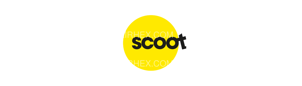 Scoot logo with name