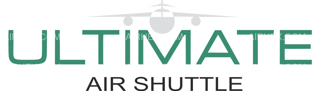 Ultimate Air Shuttle logo with name