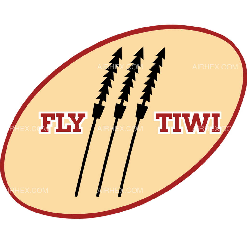 Airline Logo: Fly Tiwi