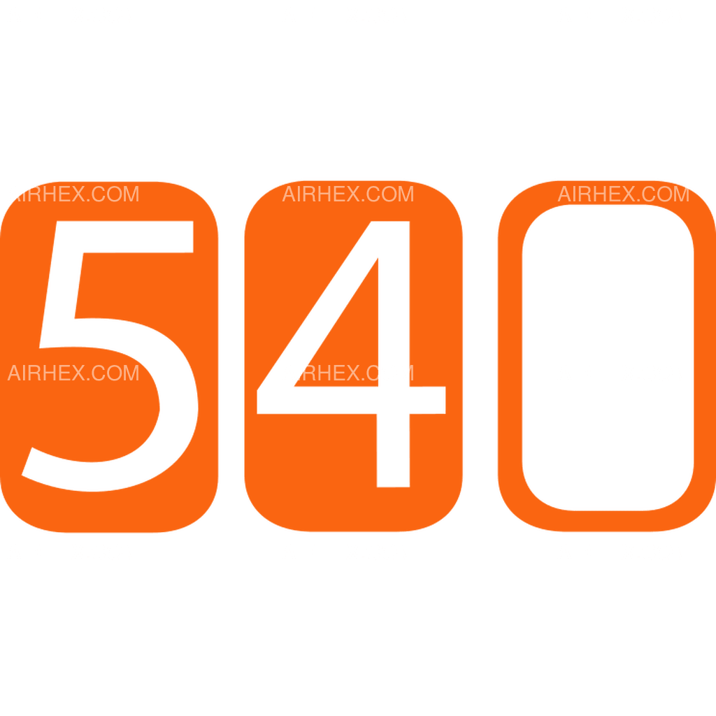 Airline Logo: Fly540