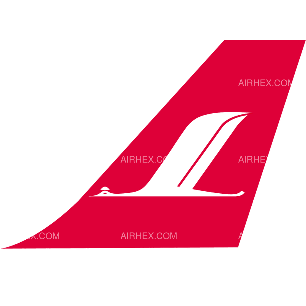 Airline Logo: Shanghai Airlines