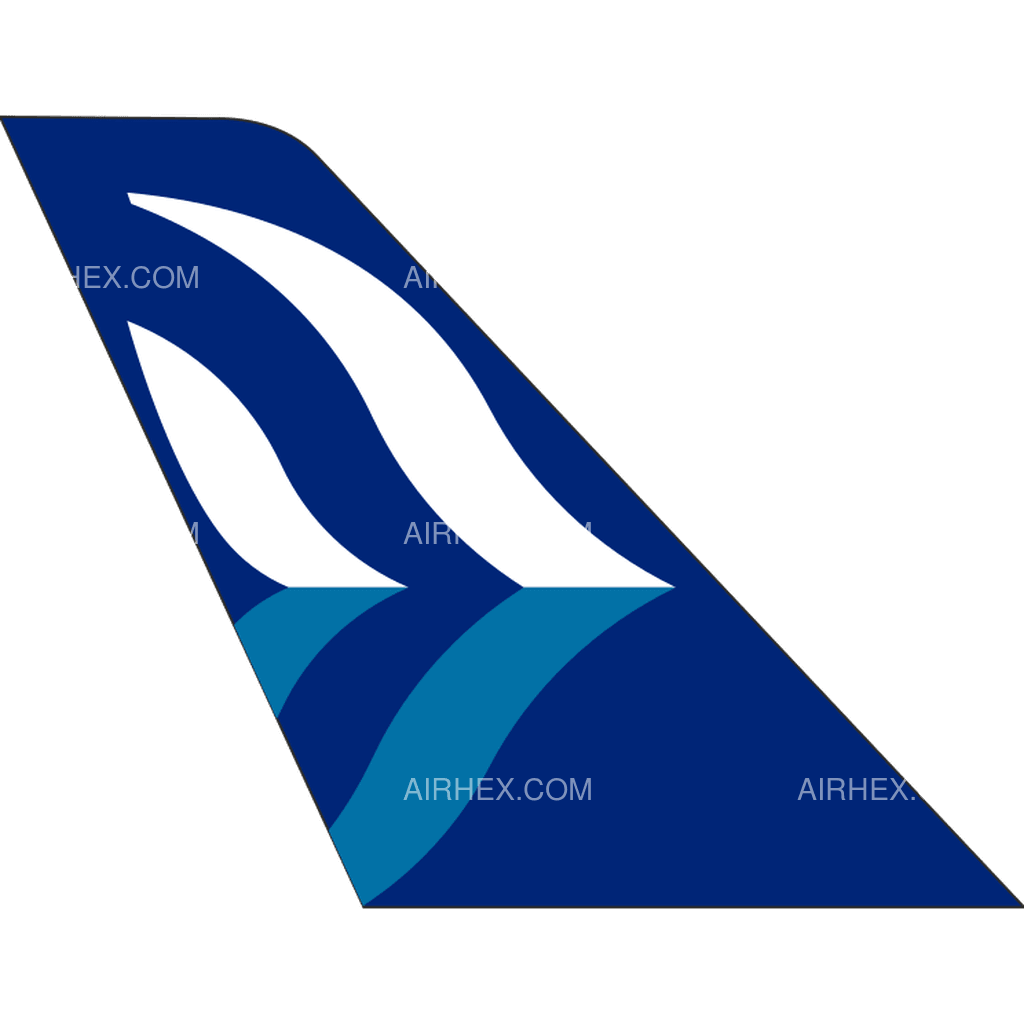 Aegean Airlines tail logo