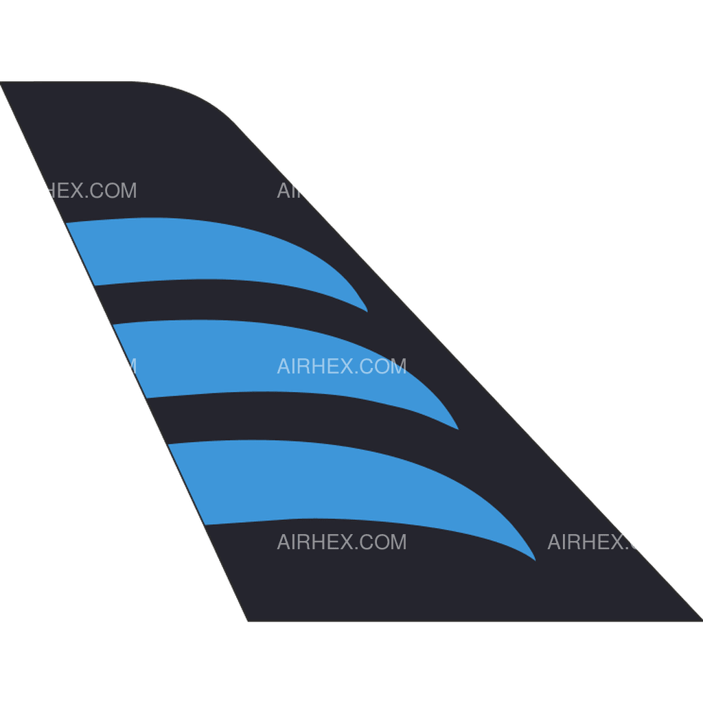 Afriqiyah Airways tail logo