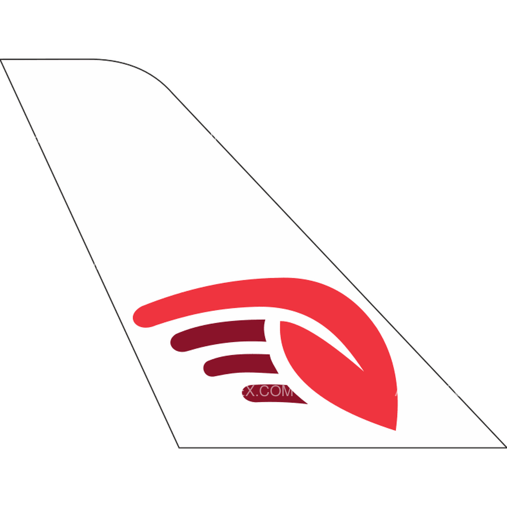 Air Antwerp tail logo