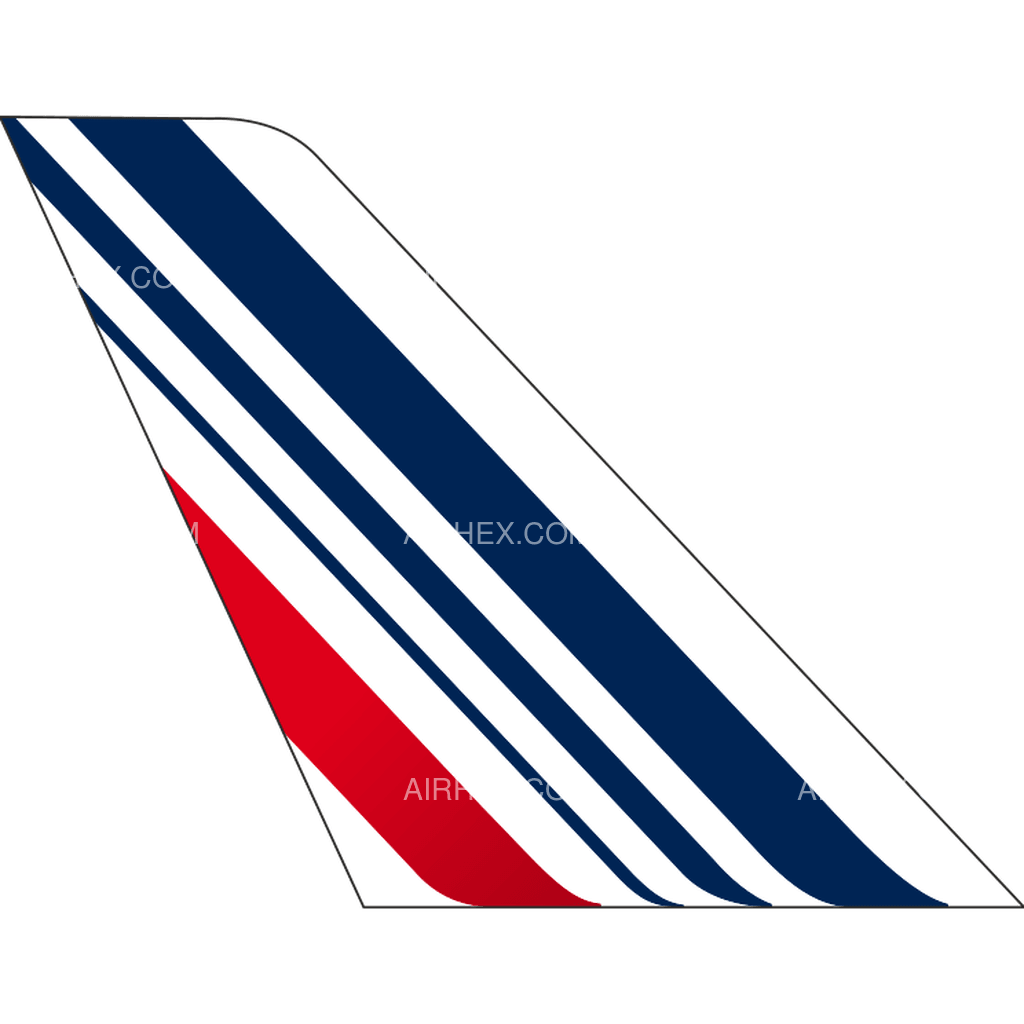 Air France tail logo