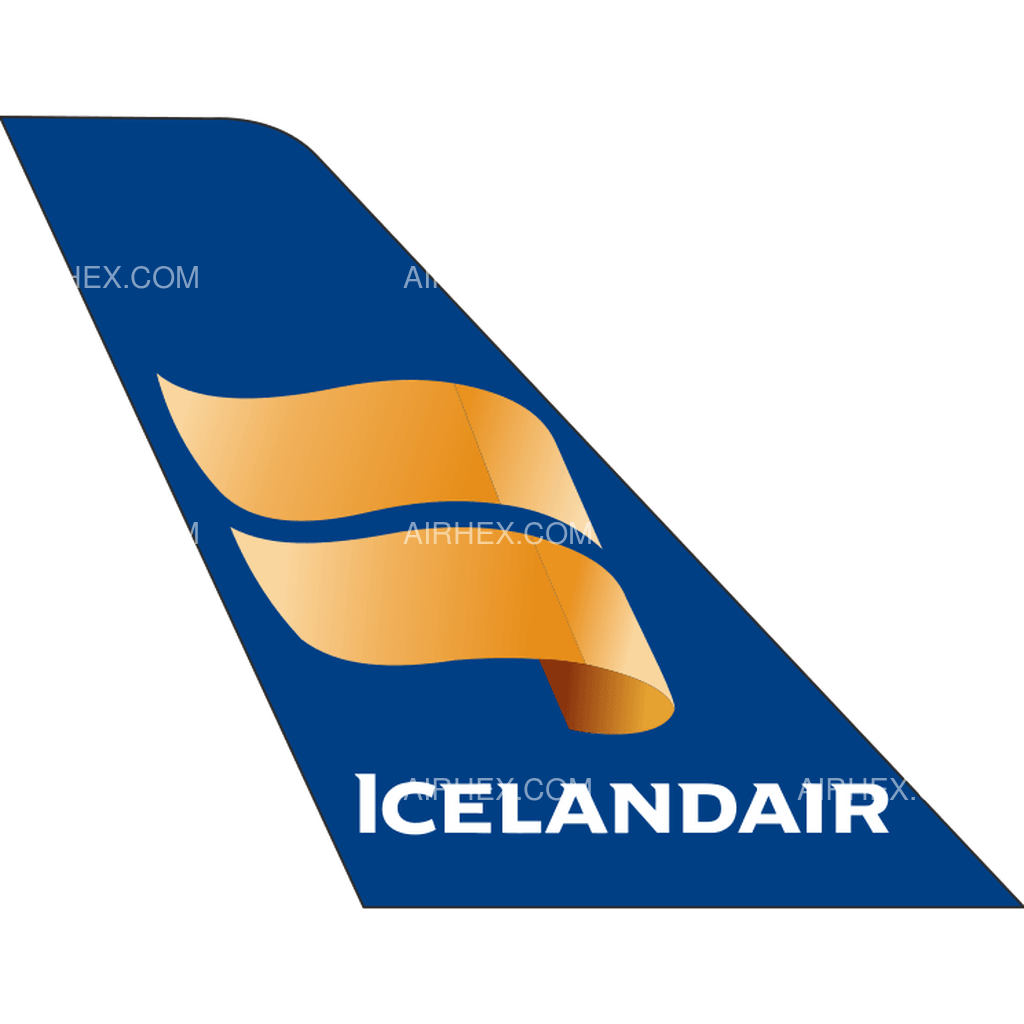 Air Iceland Connect tail logo