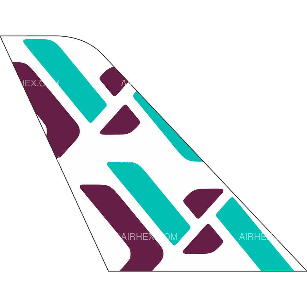Air Italy tail logo