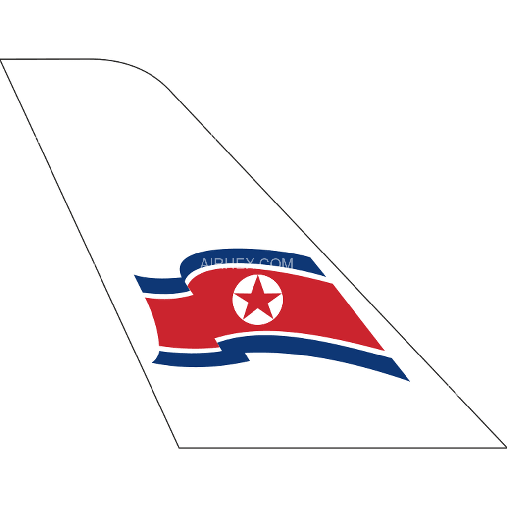 Air Koryo tail logo