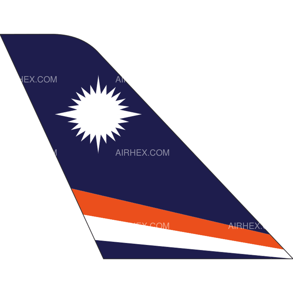 Air Marshall Islands tail logo