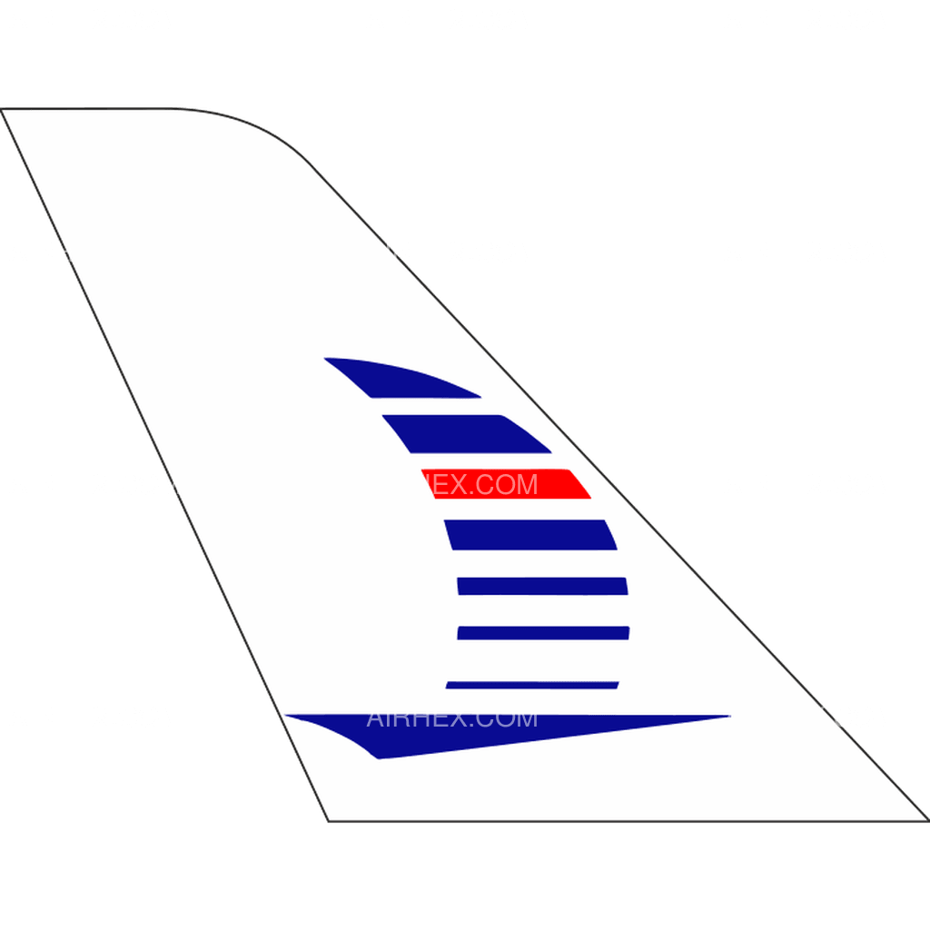 Air Saint Pierre tail logo