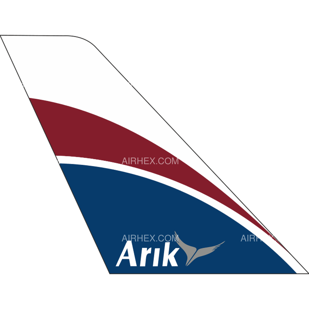 Arik Air tail logo