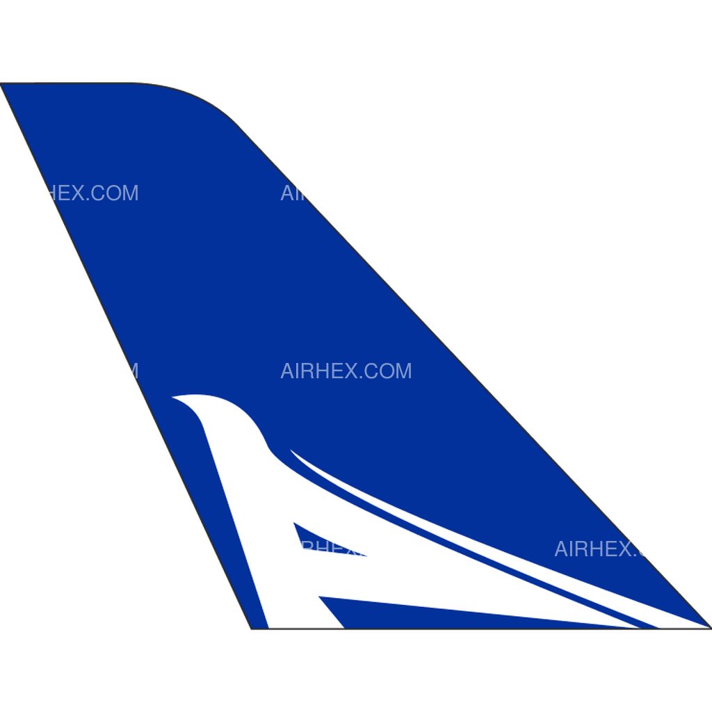 Armenia Aircompany tail logo