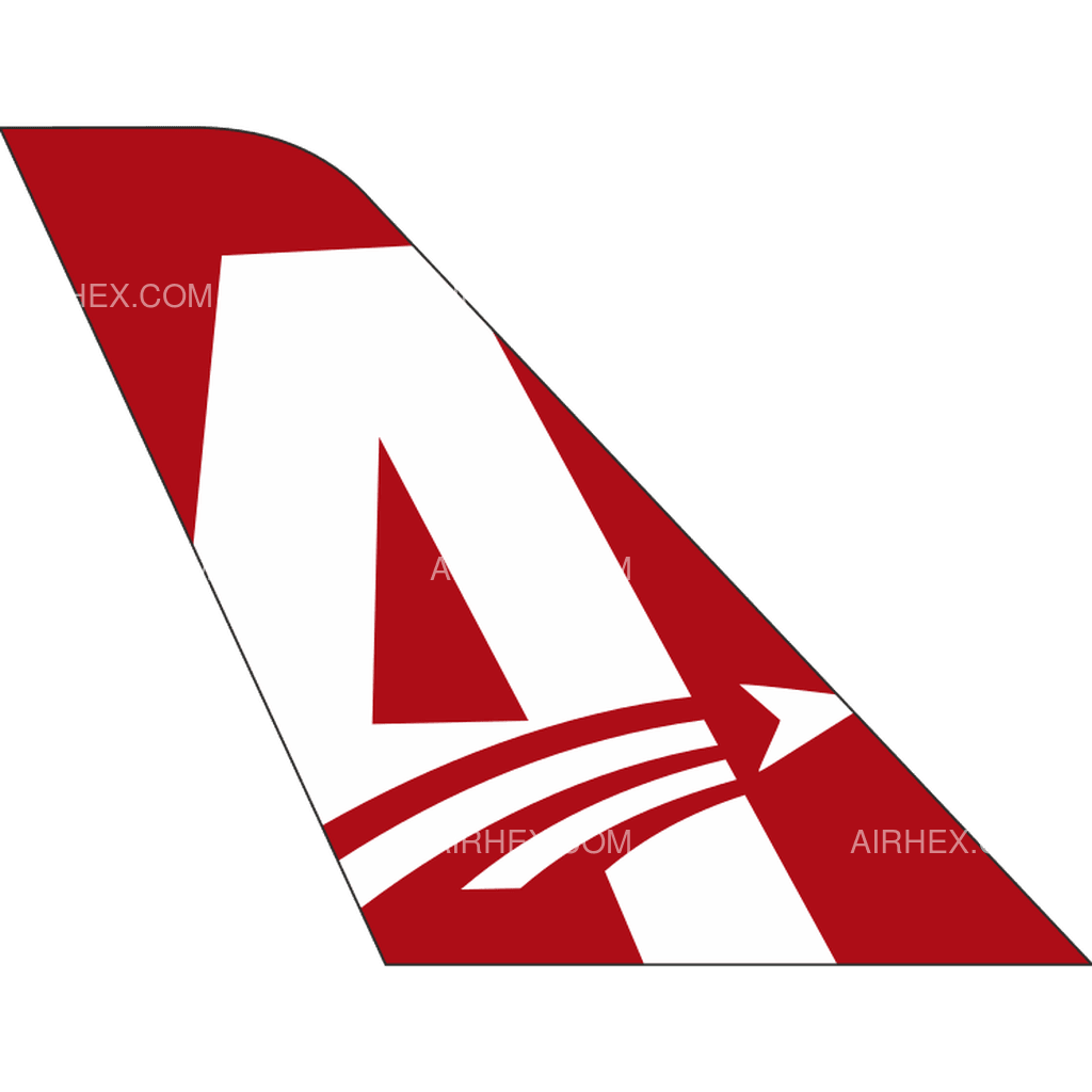Avior Airlines tail logo