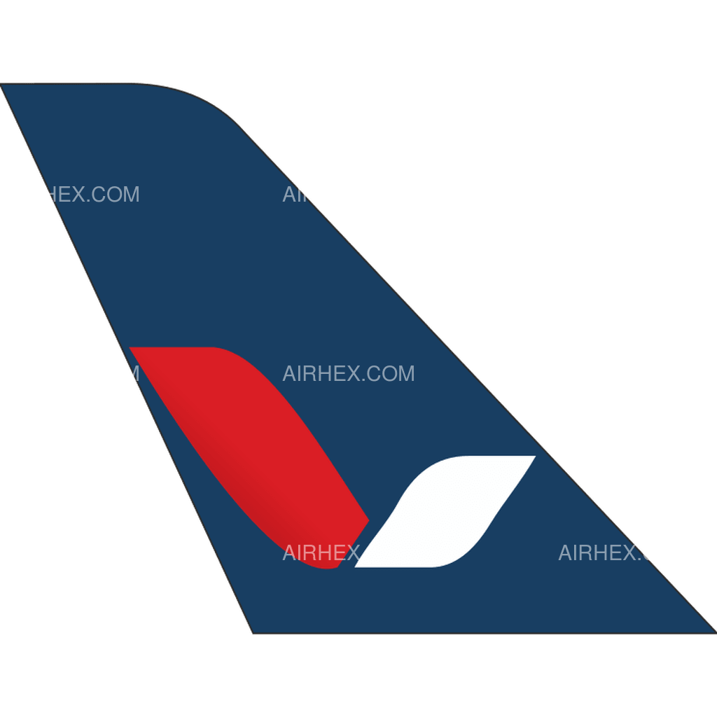 AZUR Air tail logo