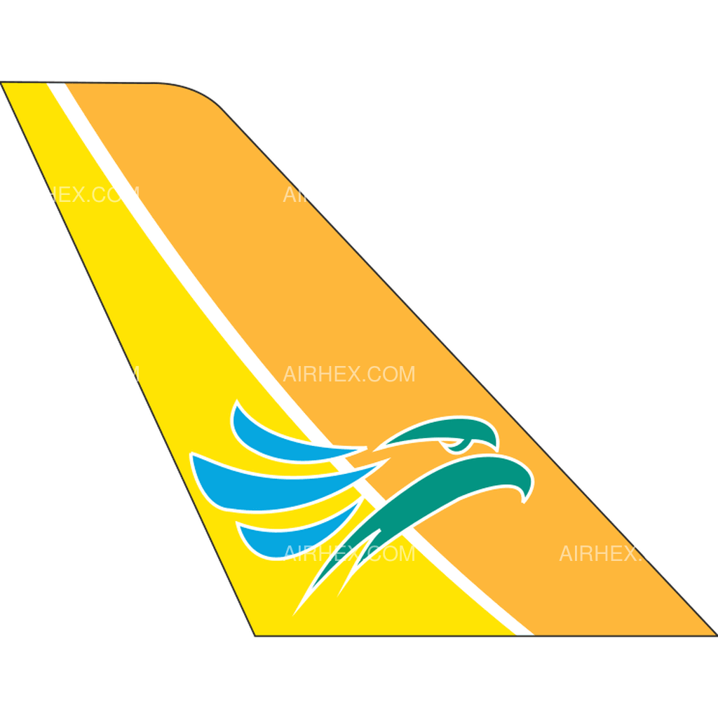 Cebu Pacific tail logo