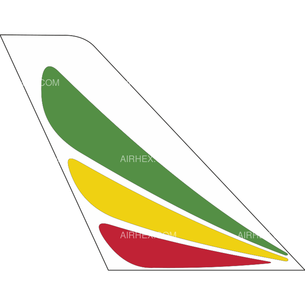 Ethiopian Airlines tail logo