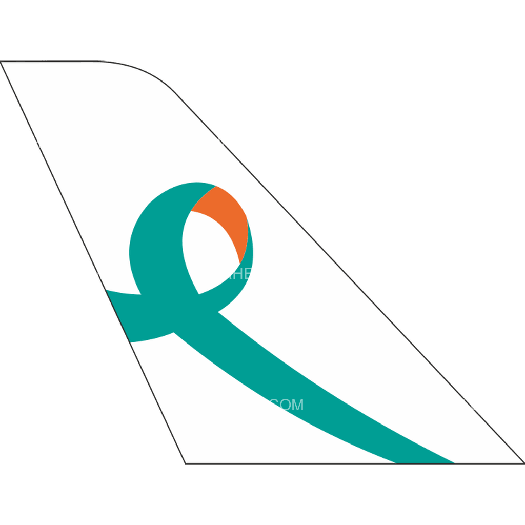 Fly All Ways tail logo