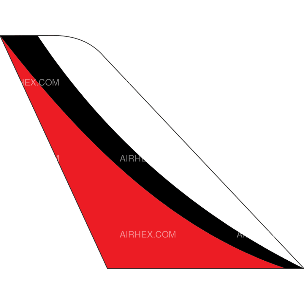 Flyfofa Airways tail logo