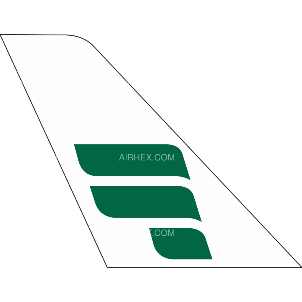 Frontier Airlines tail logo