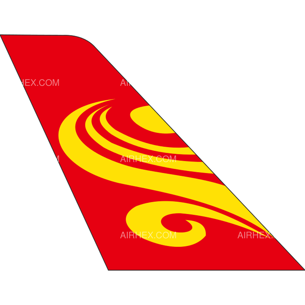 Hainan Airlines tail logo