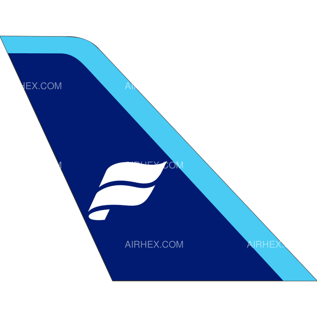 Icelandair tail logo