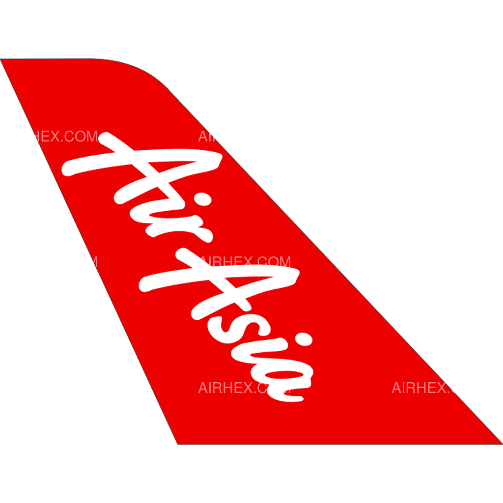 Indonesia AirAsia tail logo