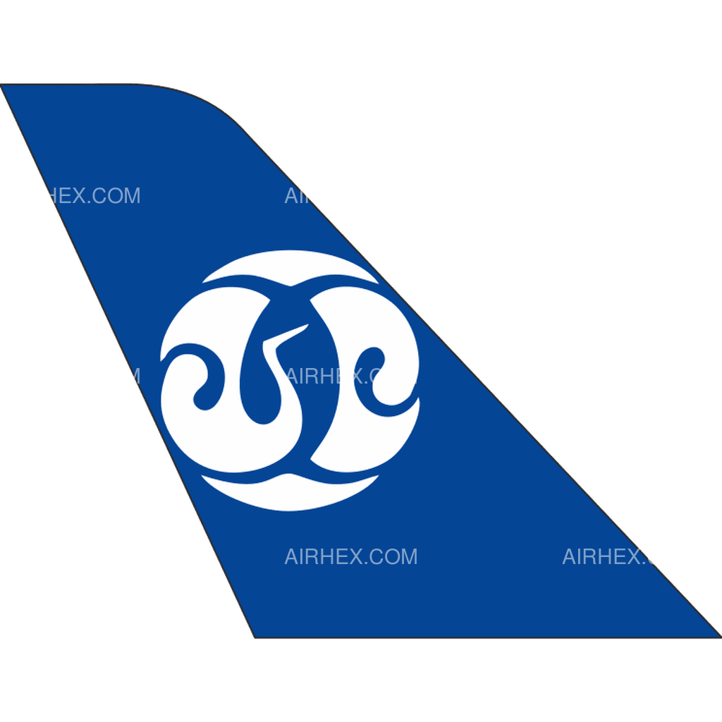 Jiangxi Air tail logo