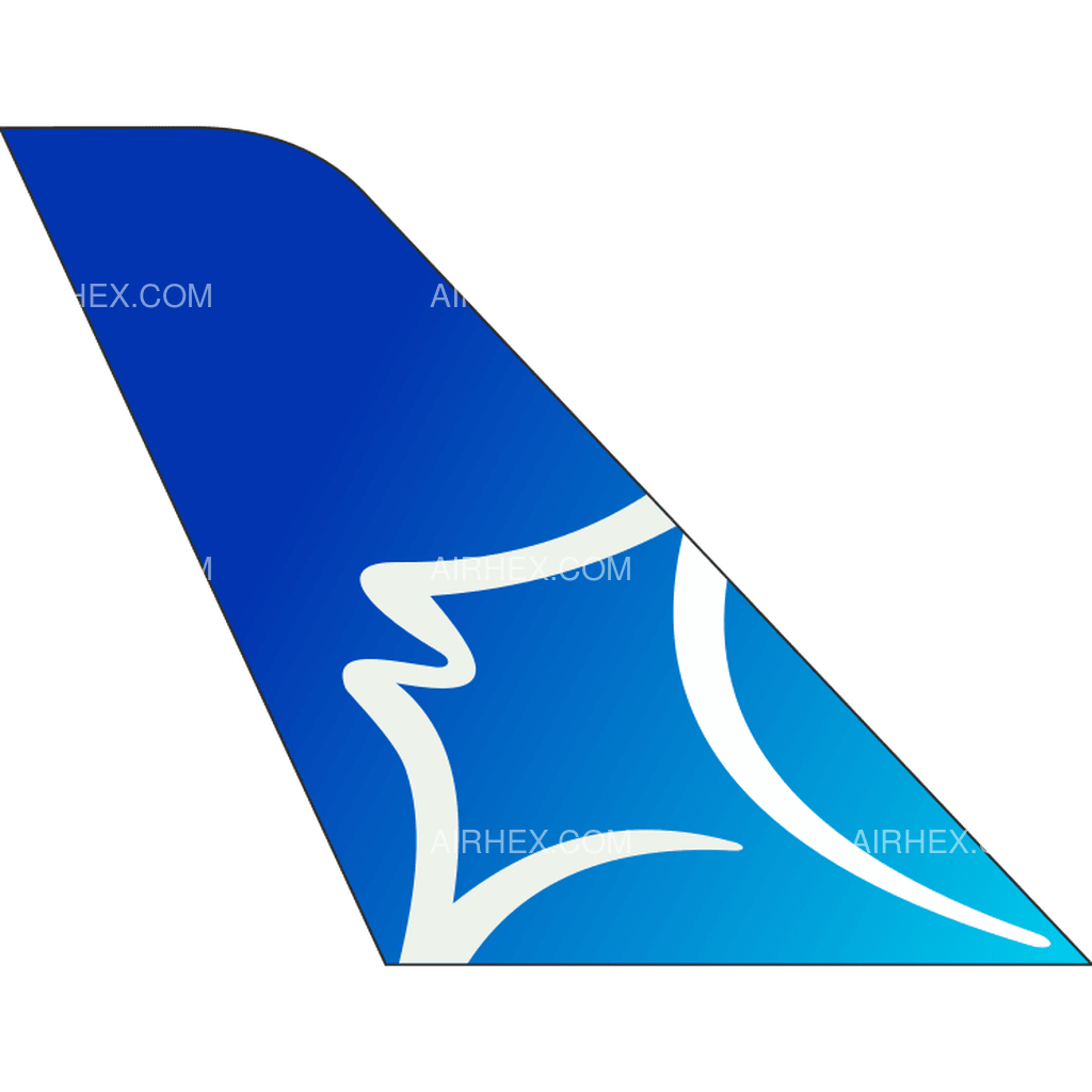 Manta Air tail logo