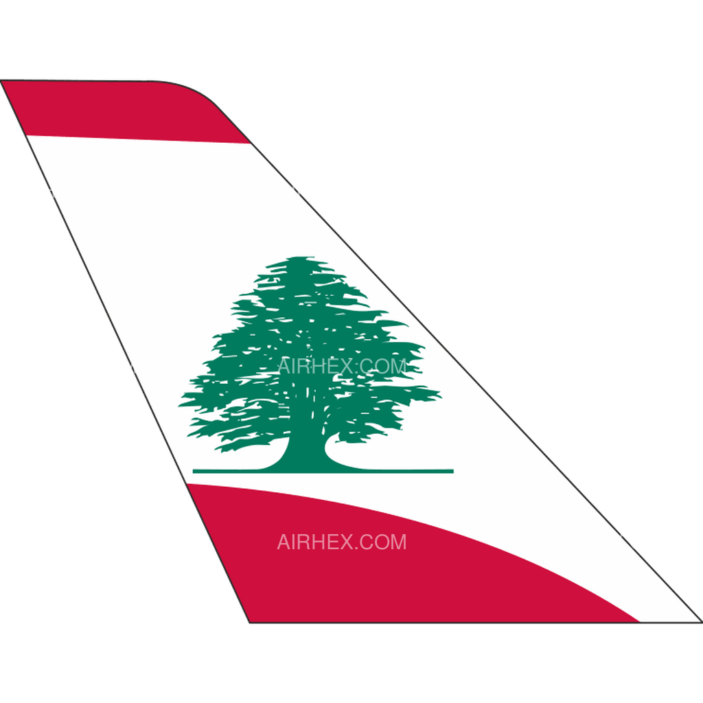 Middle East Airlines tail logo