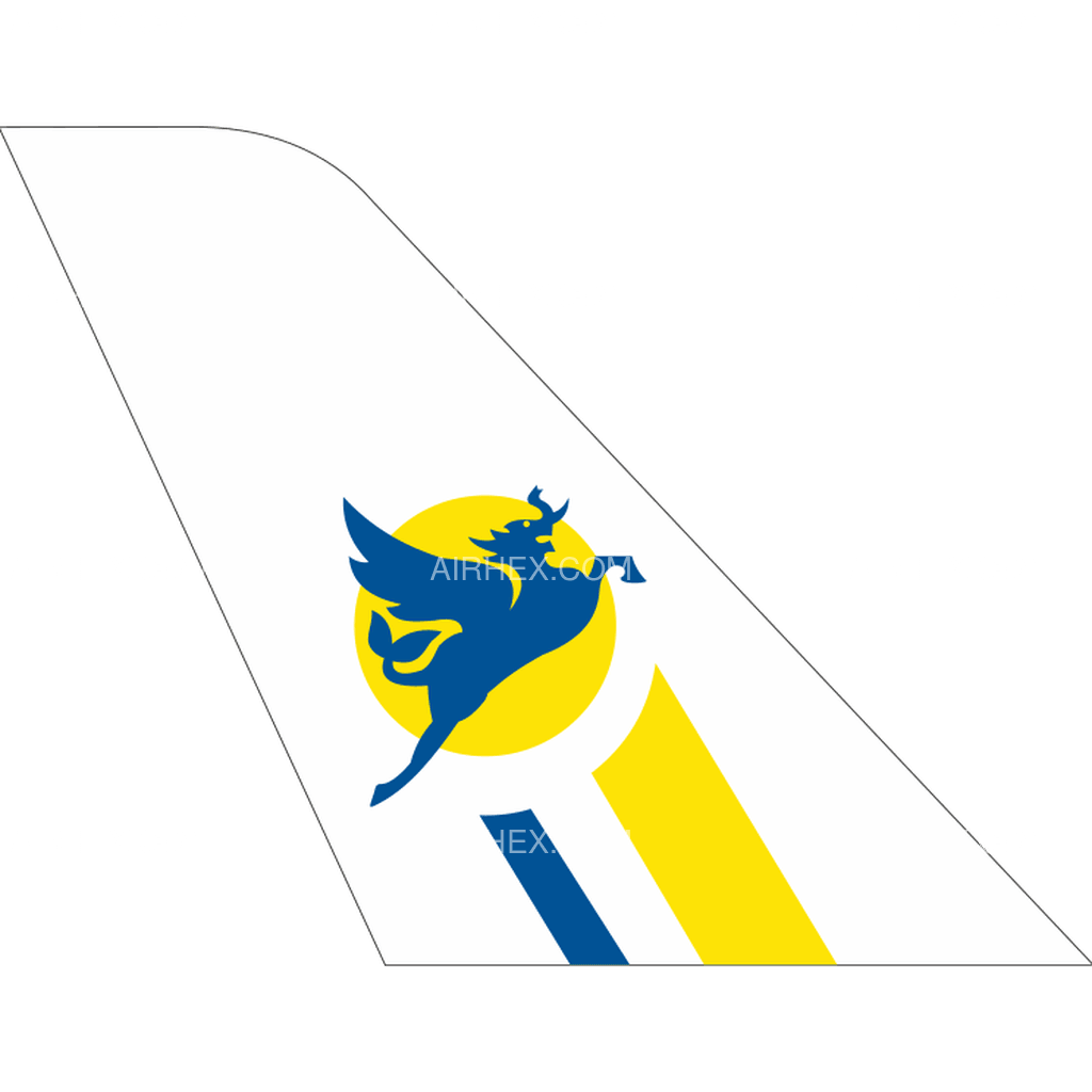 Myanmar Airways International tail logo