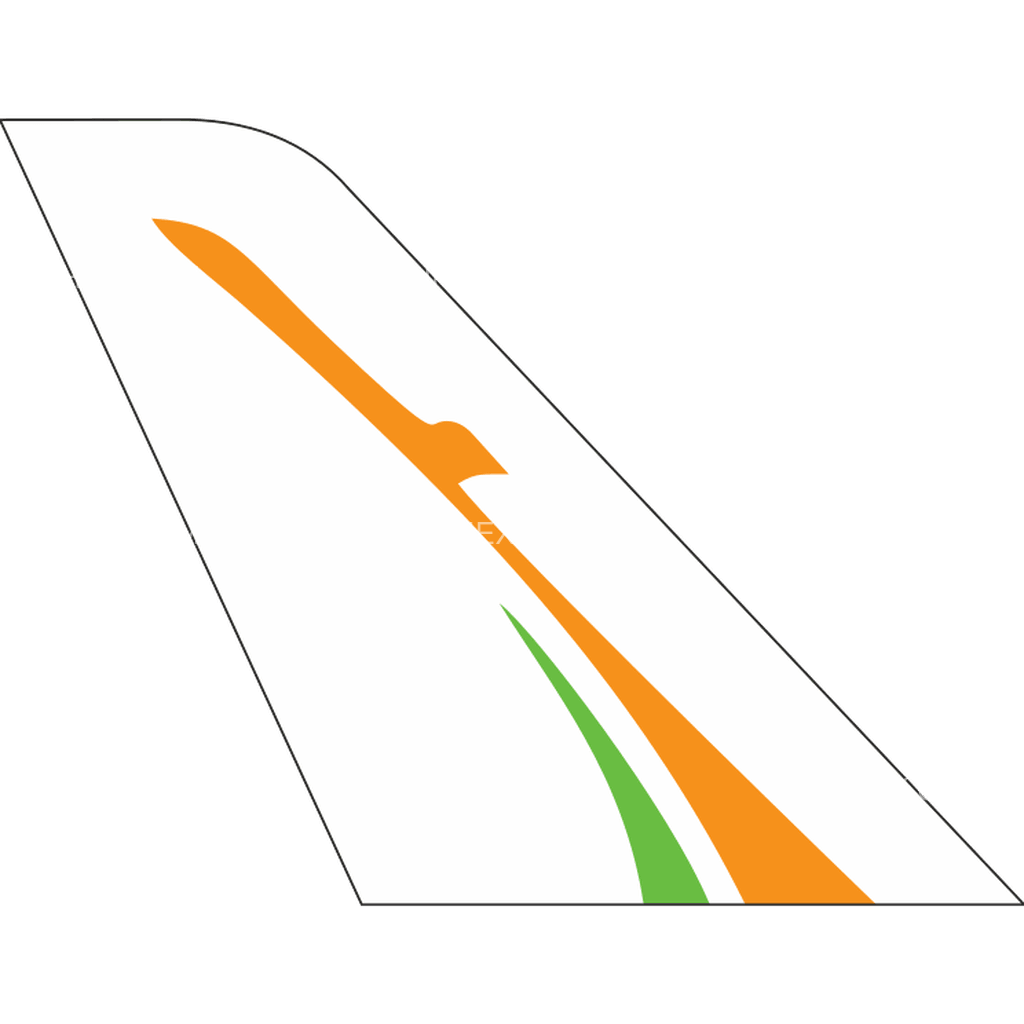 Niger Airlines tail logo