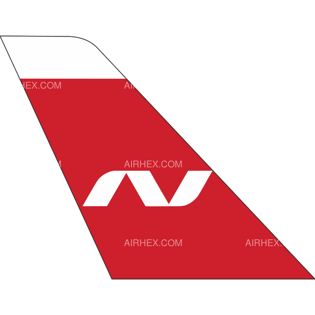 Nordwind Airlines tail logo