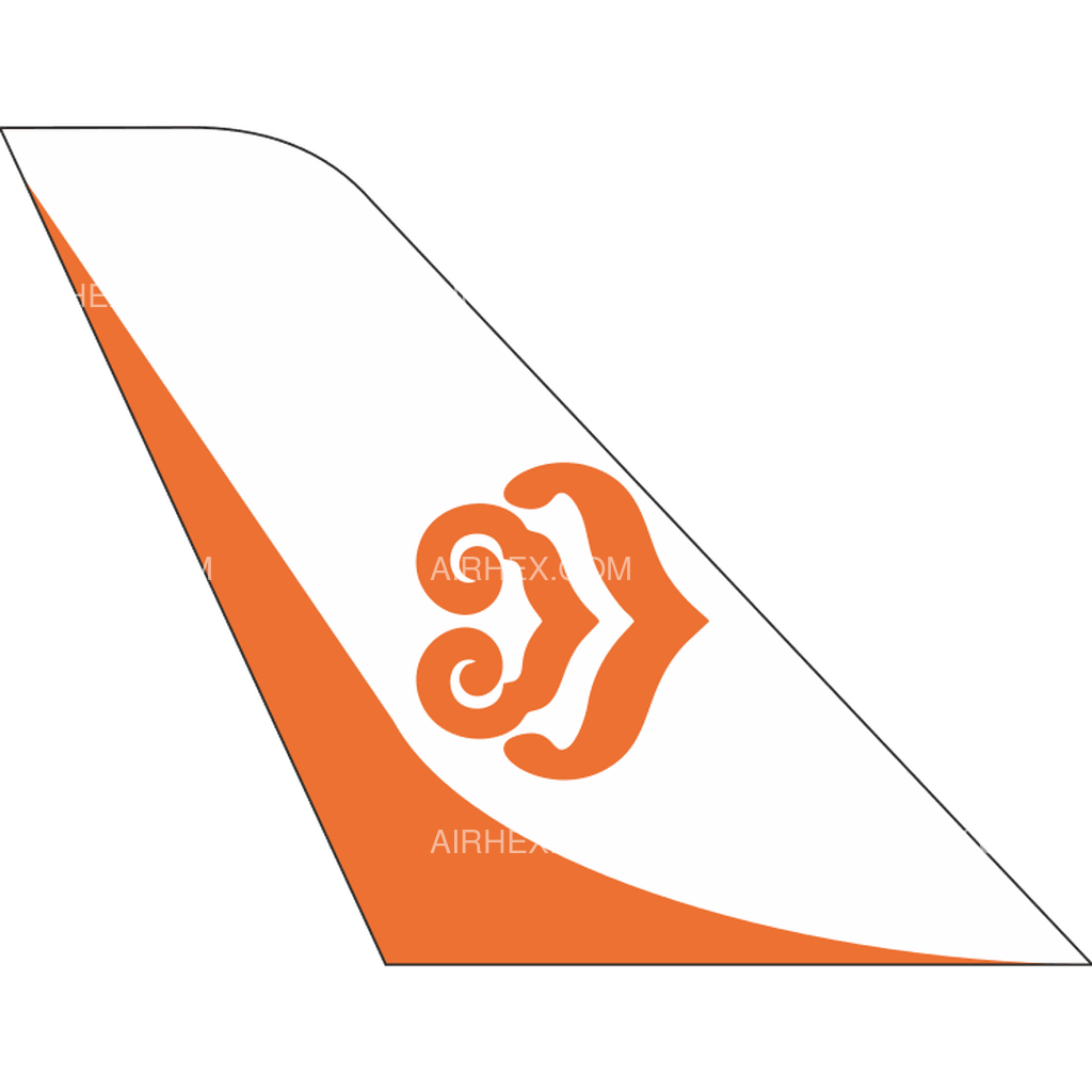 Okay Airways tail logo
