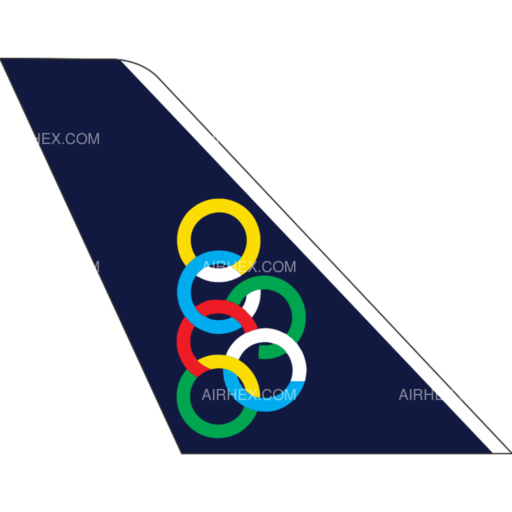 Olympic Air tail logo