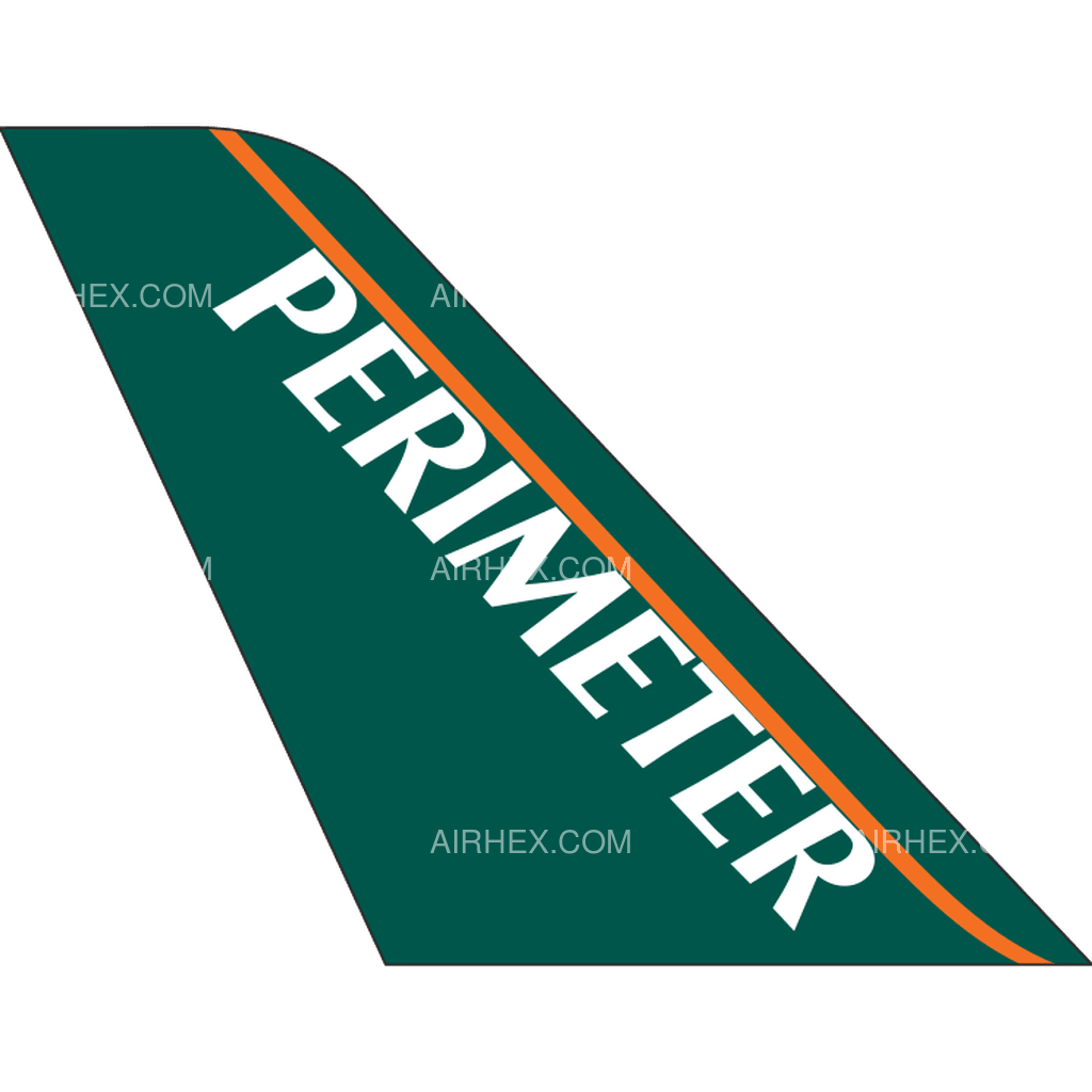 Perimeter Aviation tail logo