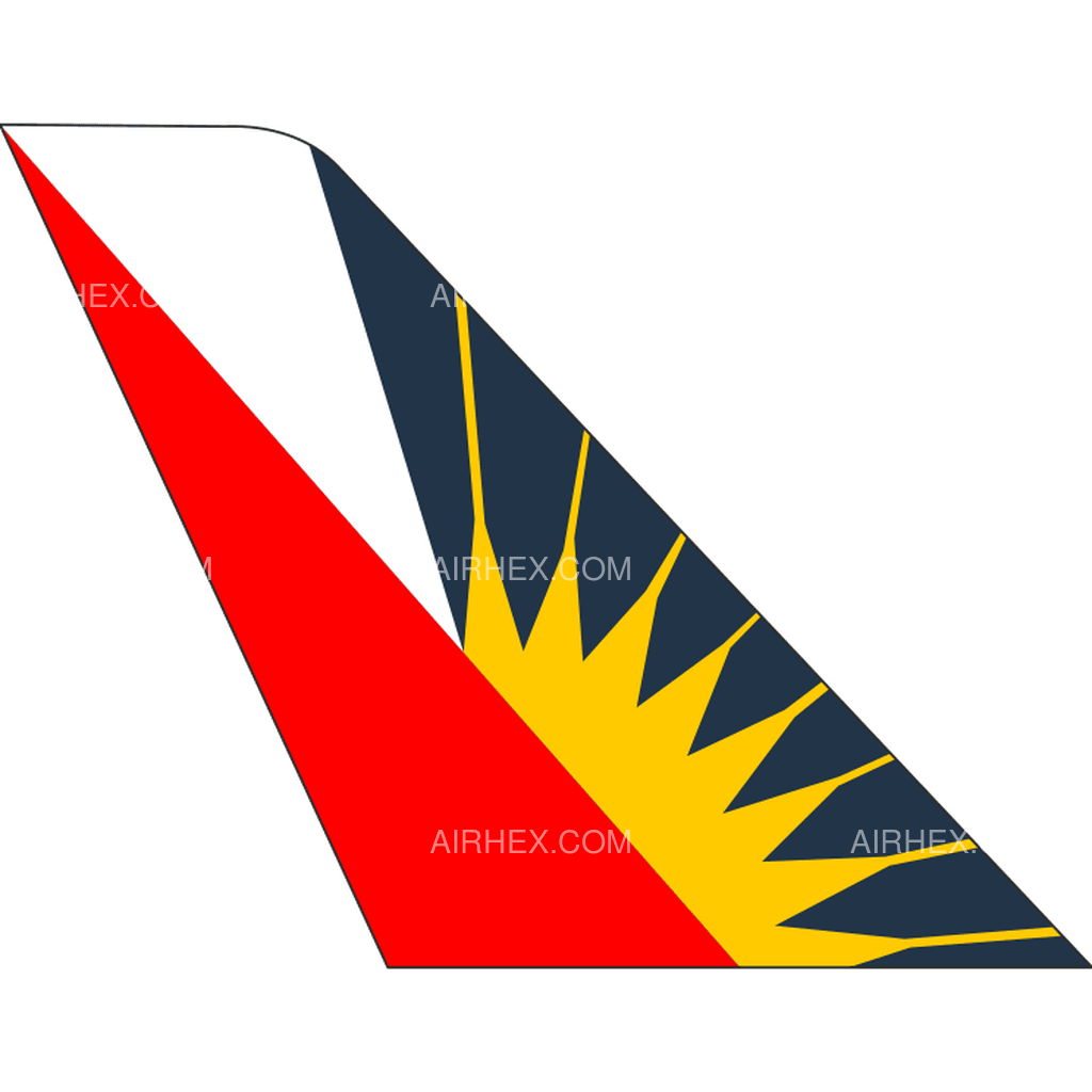 Philippine Airlines tail logo